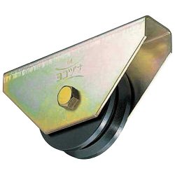 V Type Heavy-Duty Iron Door Roller