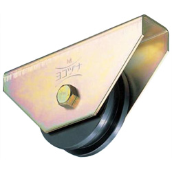 H Type Heavy-Duty Iron Door Roller