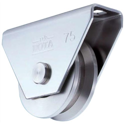 Rota Stainless Steel V Type Heavy-Duty Door Roller