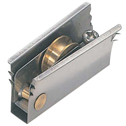 Metallic Sash Frame Replacement Brass Door Roller (5, 7, 71/2) Type
