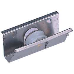 Metallic Sash Frame Replacement Door Roller with Duracon® Wheel (5, 7, 71/2) Type
