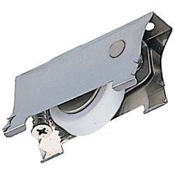 Metallic Sash Frame Replacement Door Roller with Duracon® Wheels for Uneven Lower Rails (8 / 81/2 / 9 / 12) Type