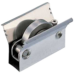 Replacement Stainless Steel Door Roller with Metallic Elements (8 / 9 / 12 / 14) Type