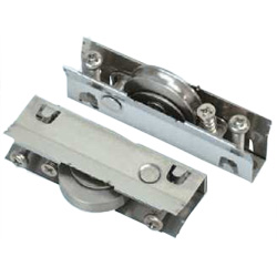 2WAY Type Metallic Sash Frame Replacement Stainless Steel Door Roller (9, 12) Type