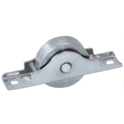 Stainless Steel Flat Type Door Roller with Bearings