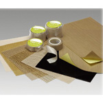 TG Tape (Reinforced with Glass Cloth, PTFE-Impregnated Type)