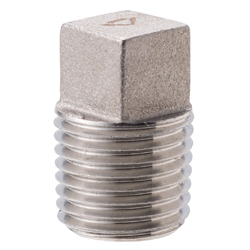 Stainless Steel Screw-in Tube Fitting Plug