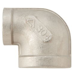 Stainless Steel Screw-in Tube Fitting Reducing Elbows