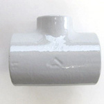 Resin Coated Pipe Fitting - Coated Fitting Reducer Tees