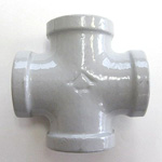 Resin Coating Fittings Coated Fittings Cross