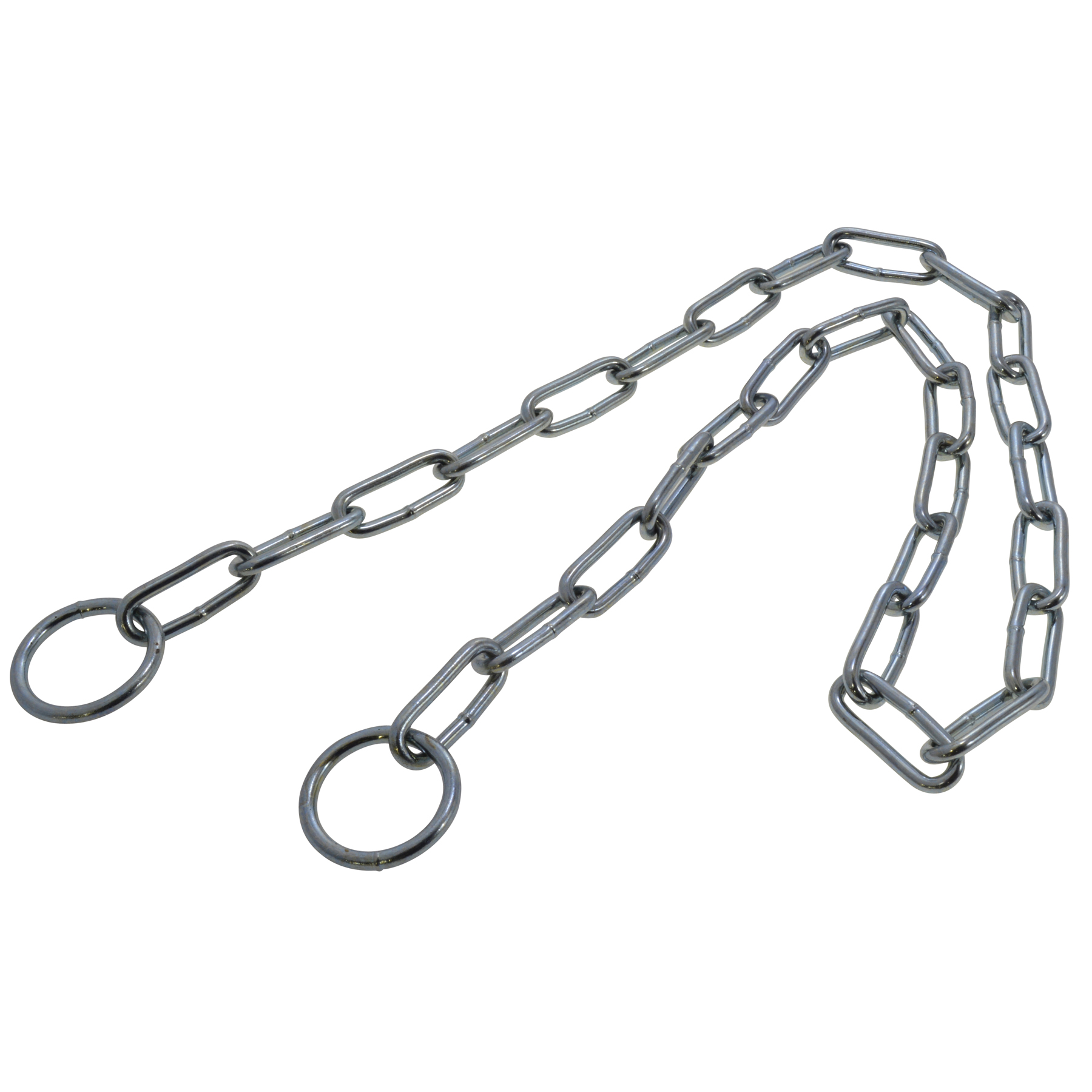Iron Core Chain (Bright Chromate)