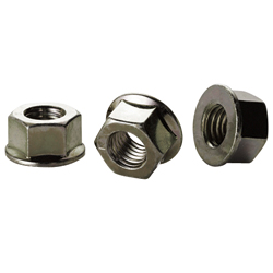 Wedge Nut Type F (Iron/Trivalent Chromate) (Pack Product)