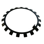 Roller Bearing Retaining Washer and Clasp, AL Clasp Series