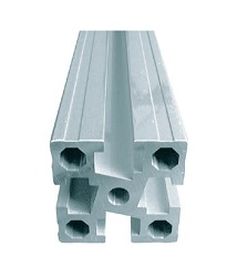 Aluminum Extrusion (M4 / for Light Loads) 20 × 20