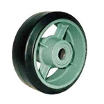 Rubber Wheel for Heavy Loads (HB Type)