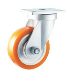 High Hardness Urethane Caster for Super Heavy Weights, Swivel Wheel (HDUJ Type)