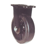 Fixed Wheel with Rubber Wheel for Heavy Loads, Marine Specifications (MHA-mk Type)
