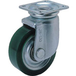 Swivel Wheel for Heavy Loads with Urethane Rubber Wheel (RJM Type)