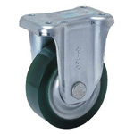 Fixed Wheel for Heavy Loads with Urethane Rubber Wheel (RKH Type)