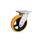 High Hardness Urethane Caster for Heavy Weights, Swivel Wheel (SDUJ Type)