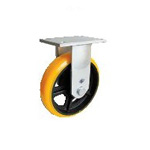 High Hardness Urethane Caster Fixed Wheel for Heavy Weights (SDUK Type)
