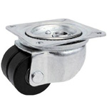 Low Floor Type Swivel Caster for Heavy Loads