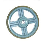 Polyurethane Rubber Wheel for Medium Loads (USB Type)