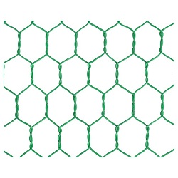 Plastic Hexagonal Wire Mesh