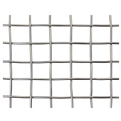 Stainless Steel Plain Mesh