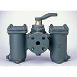 W Type (Double-Entry) Strainer SW-10 Series