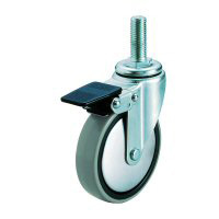 ST-SW Special Type Swivel Wheel Screw-in Type (with Double Stopper)