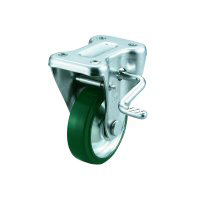 KB Model Rigid Wheel Plate Type (With Stopper)