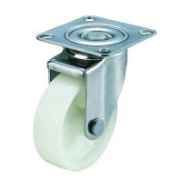 SUS-SJ Type Swivel Wheel Plate Type