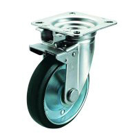 JK Type Swivel Wheel (Swivel Fixed Type) Plate Type