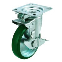 JK-S Type Swivel Wheel (Swivel Fixed Type) Plate Type