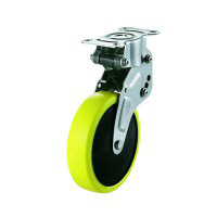 NPR Type Fixed Plate Type Anti-Static Urethane Wheel