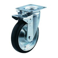 J2K Type Swivel Wheel (Swivel Fixed Type) Plate Type