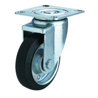 SJ Model Swivel Wheel Plate Type