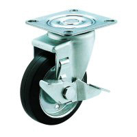 SJ-S Model Swivel Plate Type (With Stopper)