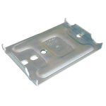Erector Parts Caster Mounting Part Support Plate EF-1002C