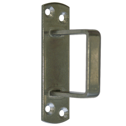 Latch Lock with Stainless Steel Plate (Passing)