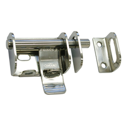 Stainless Steel W Bolt Latch