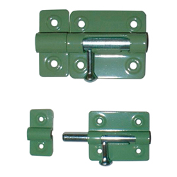 Round Bar Latch (Stainless Steel Latch / Painted Latch)