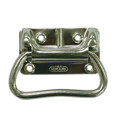 Trunk Handle Stainless Steel with Spring