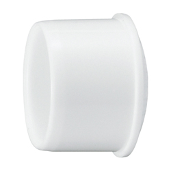 Pipe Fixture Packaged Goods Series, Polyethylene Inner Stopper Cap (White)